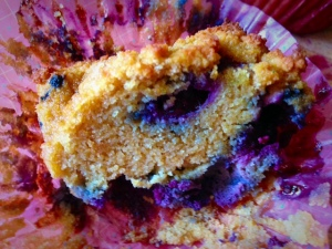 blueberry muffin 2